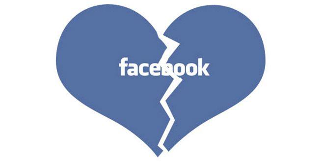 divorcio facebook